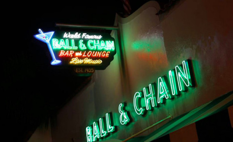 ball-and-chain miami